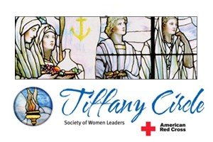 Tiffany Circle - Society of Women Leaders - American Red Cross - Merkel Damer